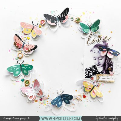 Beautiful Butterflies – Hip Kit Club