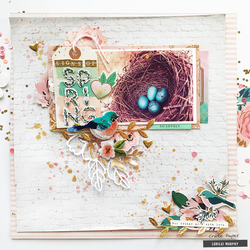 Spring Nest – Crate Paper