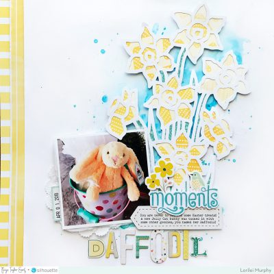 Daffodil – Paige Evans + Silhouette