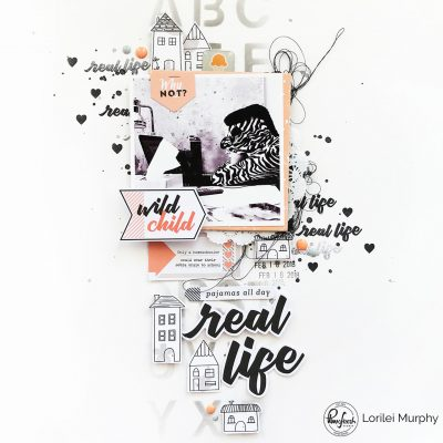 Real Life – Pinkfresh Studio