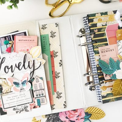 Planner Decorating with Flourish – Crate Paper