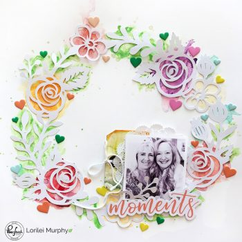 July Watercolor Challenge – Pinkfresh Studio
