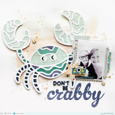 Don't Be Crabby – Paige Evans + Silhouette