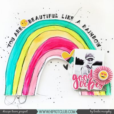 Like A Rainbow – Hip Kit Club