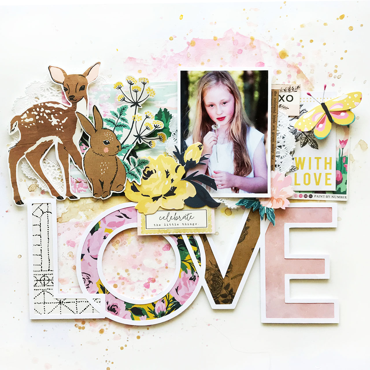 Love You Deer – Crate Paper