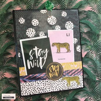 Craft with Kids Mini Binder – Crate Paper