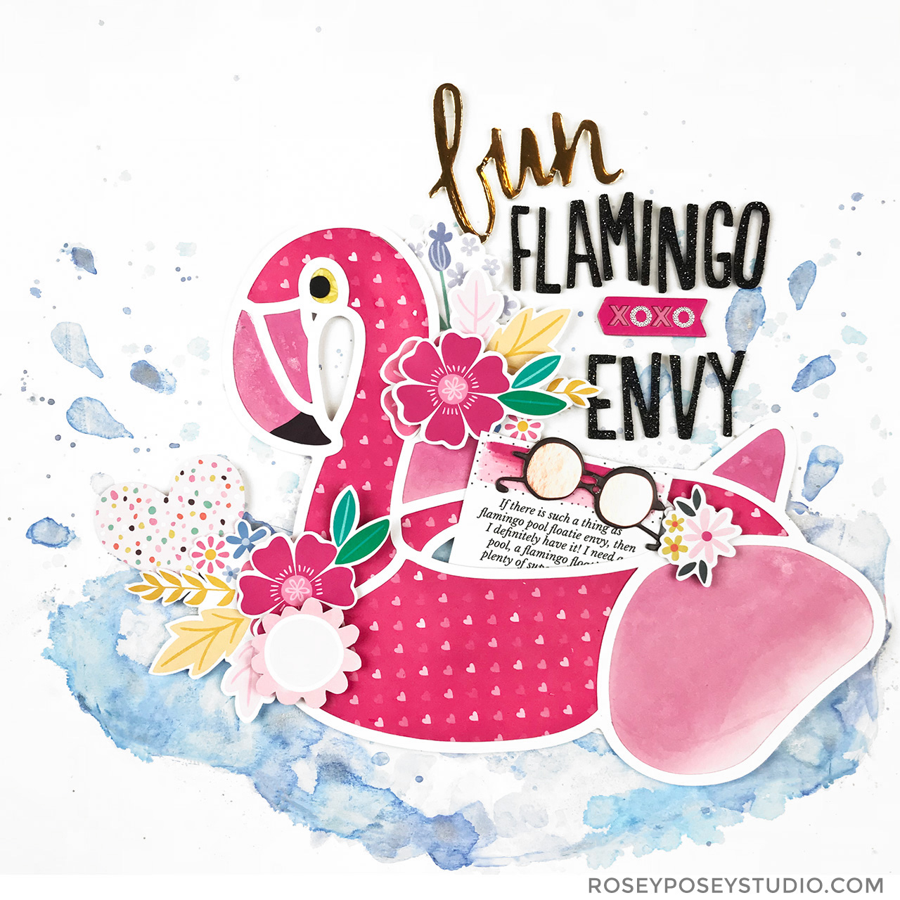Flamingo Envy