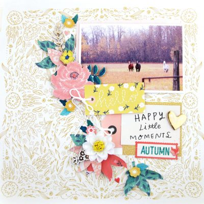 Autumn Beauty – Crate Paper