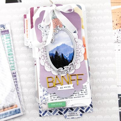 Banff Mini Album – Pinkfresh Studio