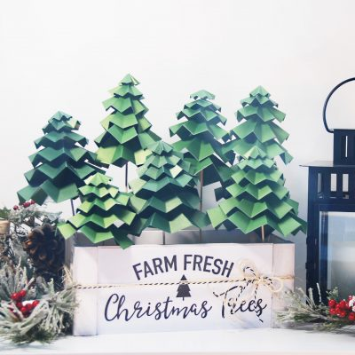 Very Merry Trees Project – DCWV