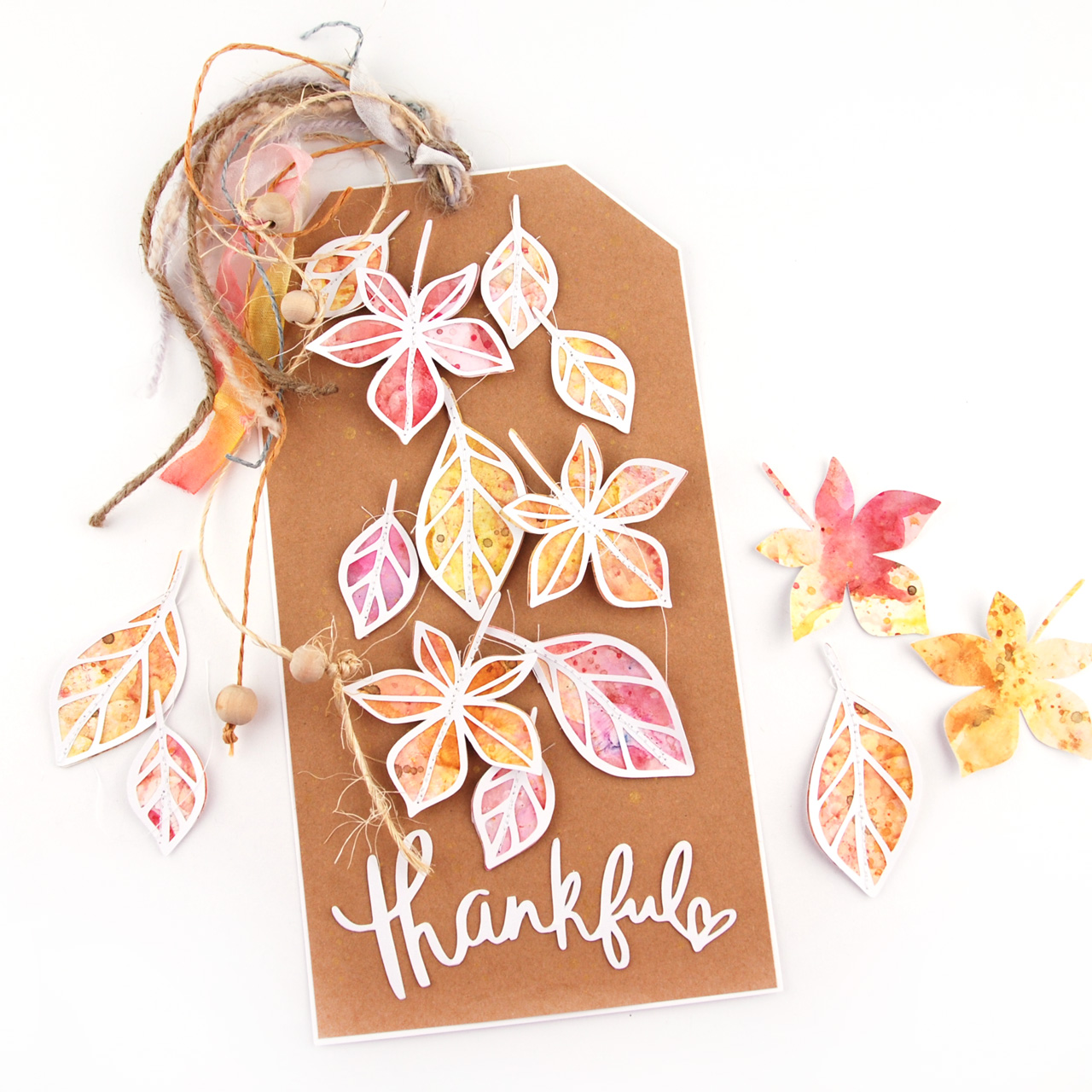 Big Autumn Tag – Vicki Boutin