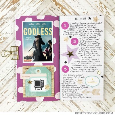 Godless Traveler's Notebook – Studio Calico