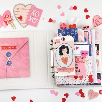 Love Advice Mini Album – Crate Paper