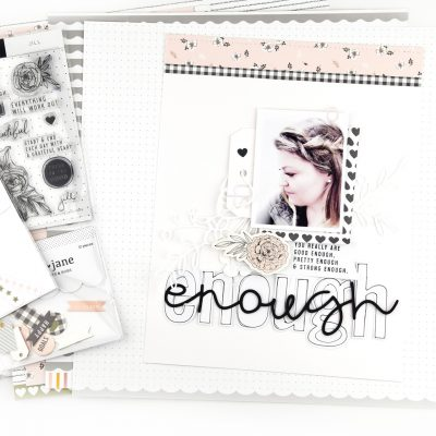 You are Enough – Felicity Jane