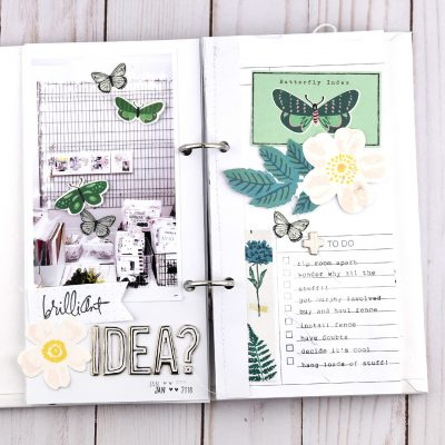 Idea – Traveler's Notebook