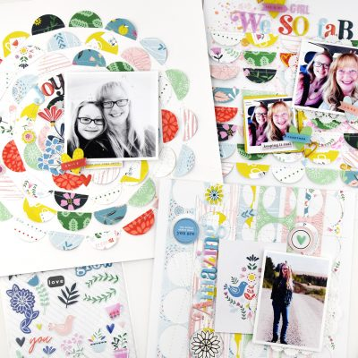 Everyday Musings Layouts – Pinkfresh Studio