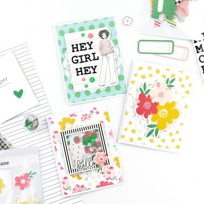 Pretty Sweet Cards – Felicity Jane