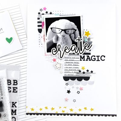 Create Magic – Felicity Jane