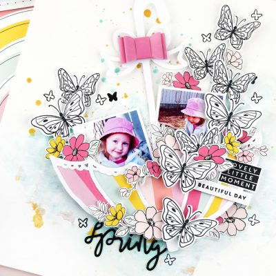 Spring Butterfly Explosion – Felicity Jane