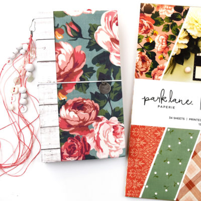 Handmade Floral Journal – Joann