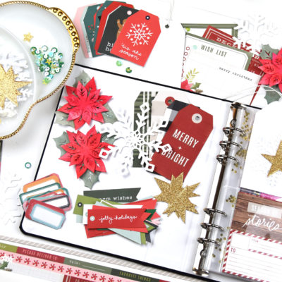Christmas Daily Album – Citrus Twist Kits