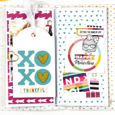Bright and Cheery Travelers Notebook – Freckled Fawn