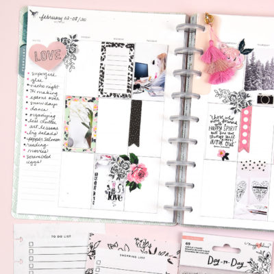 Planner Pages – Maggie Holmes Day to Day