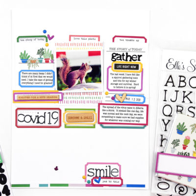 Covid 19 Layout with Labels – Elle's Studio